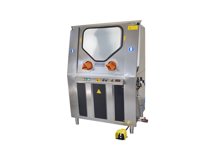 HB 100 P Euro Turbo Part Cleaning Machine